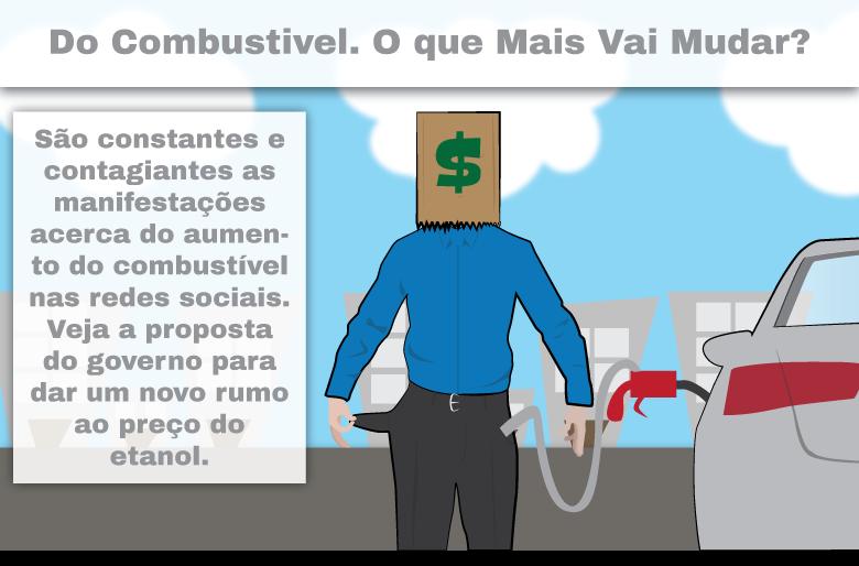 PIS, Confins, Governo, Etanol, Combustível.